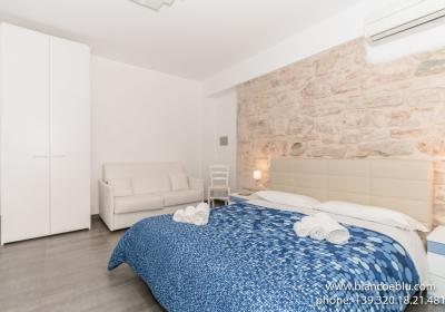 Bed And Breakfast Bianco E Blu